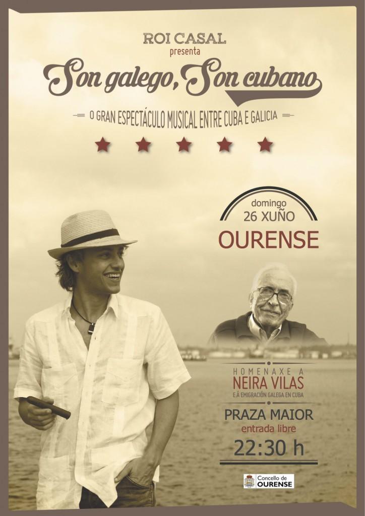 Ourense Cartaz