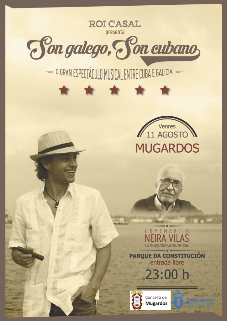 Cartel  Mugardos