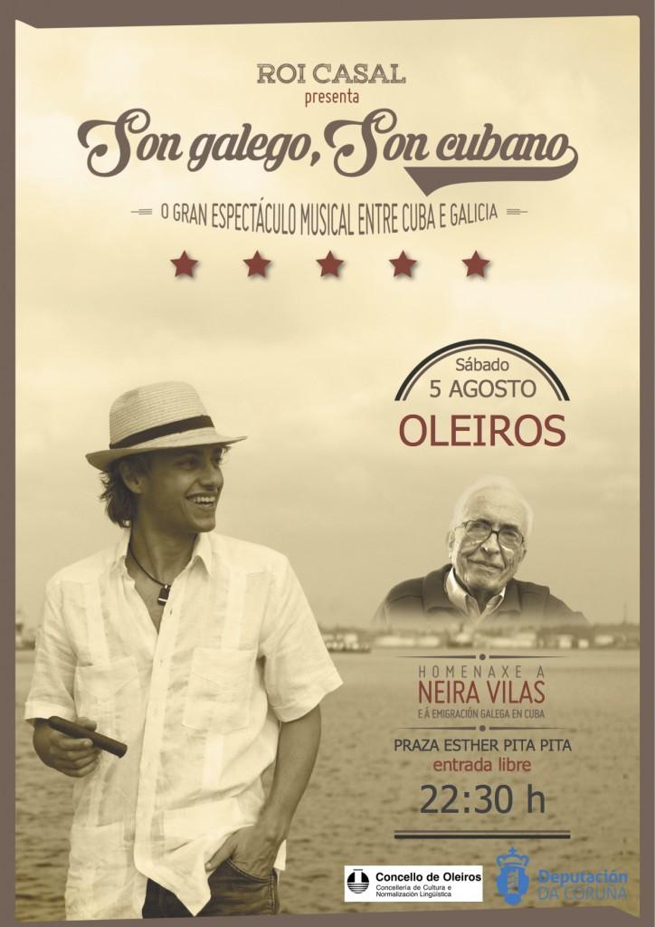 Cartel Oleiros
