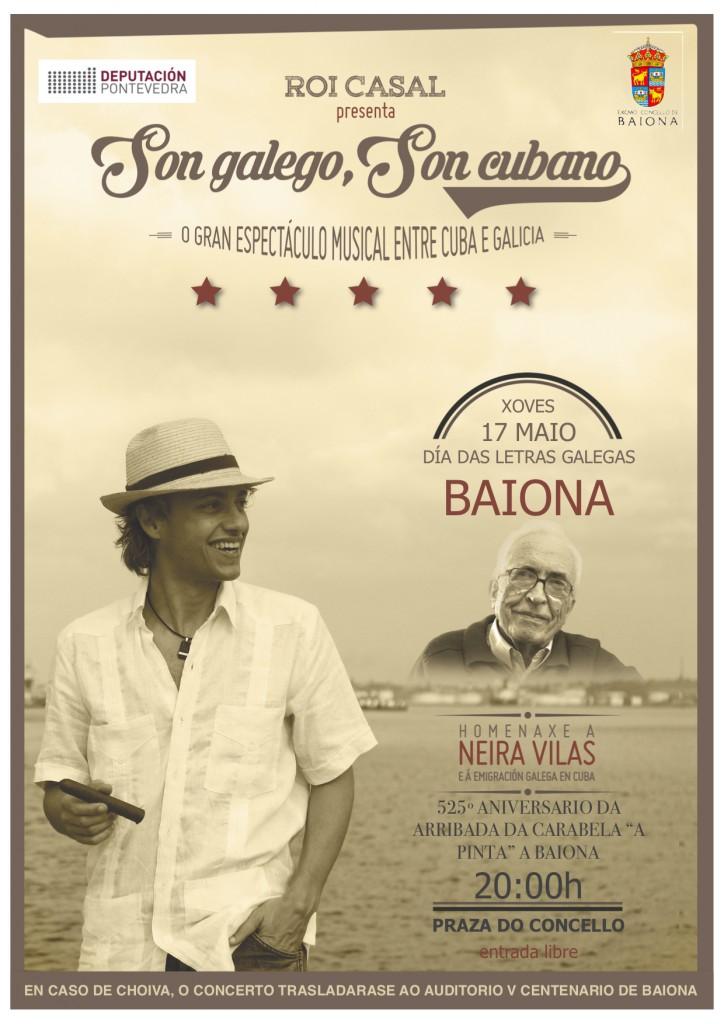 Cartel Baiona